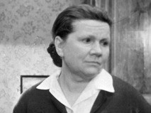 Актриса театра и кино Нина Сазонова