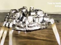 Марсианский модуль Schiaparelli