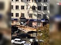 Ураган в Кубани