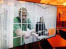На заседании Верховного суда РФ, где рассматривается жалоба на приговор по делу граждан Украины Николая Карпюка и Станислава Клыха - участников националистической организации УНА-УНСО