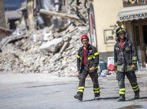 Экстренные службы Италии