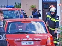 Спасатели и полиция Италии