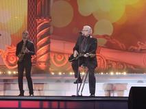 Концерт к Дню судебного пристава РФ