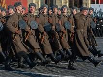 Торжественный марш, посвящённый Параду на Красной площади 7 ноября 1941 года. 2015 год