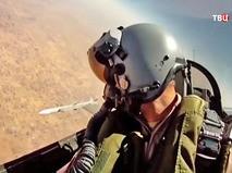 Пилот истребителя ВВС США