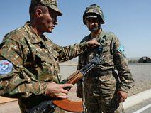 Военнослужащие ВС Армении