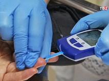 Тест крови на диабет