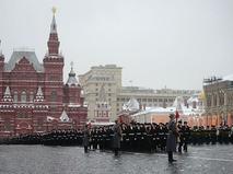 Торжественный марш, посвящённый 75-й годовщине Парада на Красной площади 7 ноября 1941 года