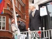 Создатель WikiLeaks Джулиан Ассанж