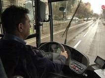 Водитель общетвенного транспорта