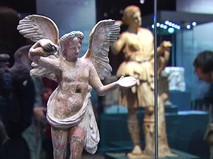 Выставка древней Греции в Историческом музее