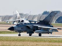 Авиабаза НАТО
