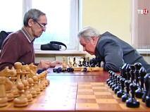 Шахматный турнир среди инвалидов по зрению