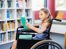 Воспитание детей с инвалидностью