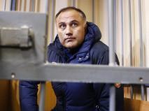 Бывший вице-губернатор Санкт-Петербурга, предприниматель Марат Оганесян в суде