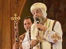 Предстоятель Коптской православной церкви - Александрийский Папа и Патриарх Тавадрос (Фёодор) II