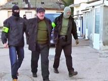 Задержание по подозрению в государственной измене бывшего военнослужащего штаба Черноморского флота капитана 2 ранга запаса Леонида Пархоменко