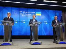 Саммит Украина-ЕС в Брюсселе