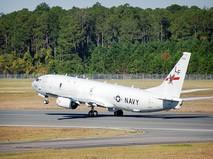 Самолет P-8A Poseidon ВМС США