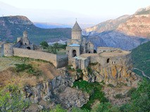 Армения, монастырь Татевиванк