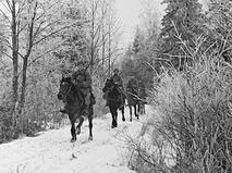 Оборона Москвы. Бои в Подмосковье. Декабрь 1941 год