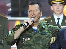Певец Александр Буйнов