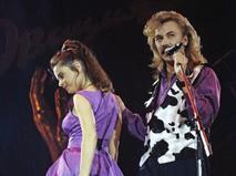 Наташа Королёва и Игорь Николаев