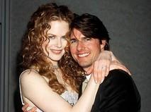 Николь Кидман и Том Круз. 1998 год