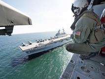 Десантный корабль ВМС США Wasp
