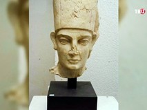Похищенные из Пальмиые древние артефакты