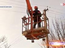 Отключение от электрической сети должников