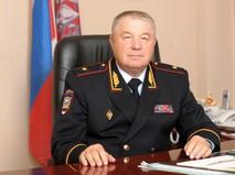 Генерал-майор полиции Вячеслав Козлов