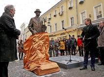 Открытие памятника композитору Сергею Прокофьеву
