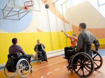 Адаптивная физкультура и спортивный туризм для инвалидов