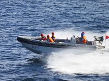 Катер ВМС Китая