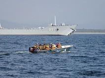 Судно ВМС Китая