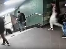 Инцидент в метро Берлина