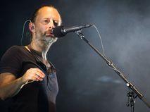 Cолист Radiohead Том Йорк