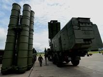 """Зенитный ракетный комплекс С-400 """"Триумф"""""""