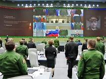 Минута молчания память жертв крушения Ту-154 в Минобороны