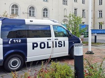 Полиция Финляндии