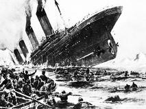 """Крушение корабля """"Титаник"""""""