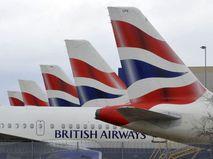 Самолеты авиакомпании British Airways