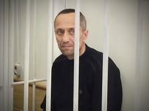 Экс-милиционер Михаил Попков