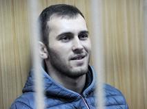 Задержанный за стрельбу из автомата Ислам Муртазалиев