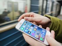 Смартфон в метро