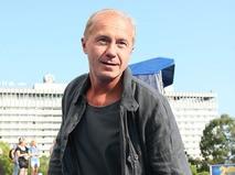 "Андрей Панин на фестивале ""Кинотавр"""