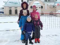Дети, изъятые из приемной семьи в Москве