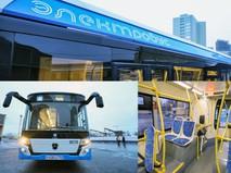 Презентация электробуса ЛиАЗ