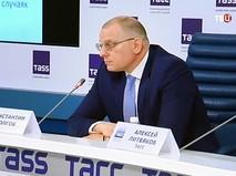 Экс-уполномоченный МИД России по правам человека Константин Долгов